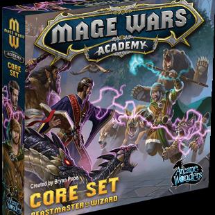 Mage Wars Academy, l'école des sorciers