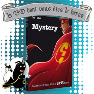 BD dont vous êtes le héros (2) : Mystery