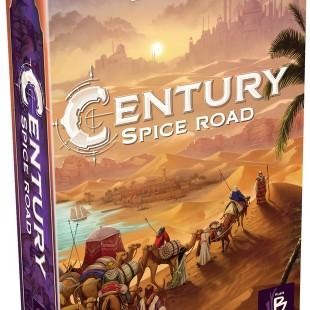 Le test de Century: Spice Road
