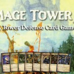 Mage Tower A Tower Defense Card Game