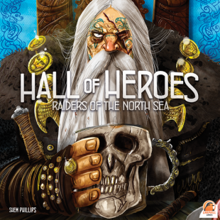 Raiders of the North Sea : hall of heroes