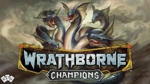Wrathborne Champions logo