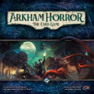 Horreur à Arkham, le JCE : joues-y, car le temps t'accule !