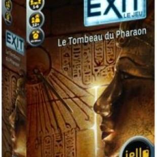 EXIT le jeu, Le tombeau du pharaon