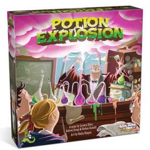 Potion Explosion sur iOS