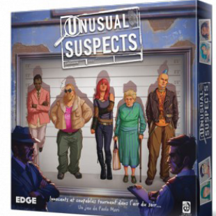 Unusual Suspects arrive en France