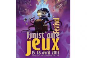 Le petit festival Finist'aire De Jeux vers sa 6e édition