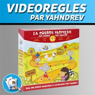 Vidéorègles – La Course Farfelue des Souris des Champs