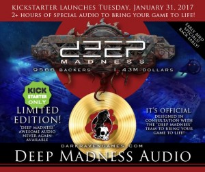 Deep Madness Soundscape