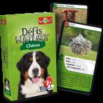 Defis Nature chien-Bioviva-Materiel-Jeu de societe-ludovox