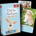 Defis Nature des Petits-Ferme-Bioviva-Materiel-Jeu de societe-ludovox