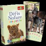 Defis Nature des Petits-Jungle-Bioviva-Matertiel-Jeu de societe-ludovox
