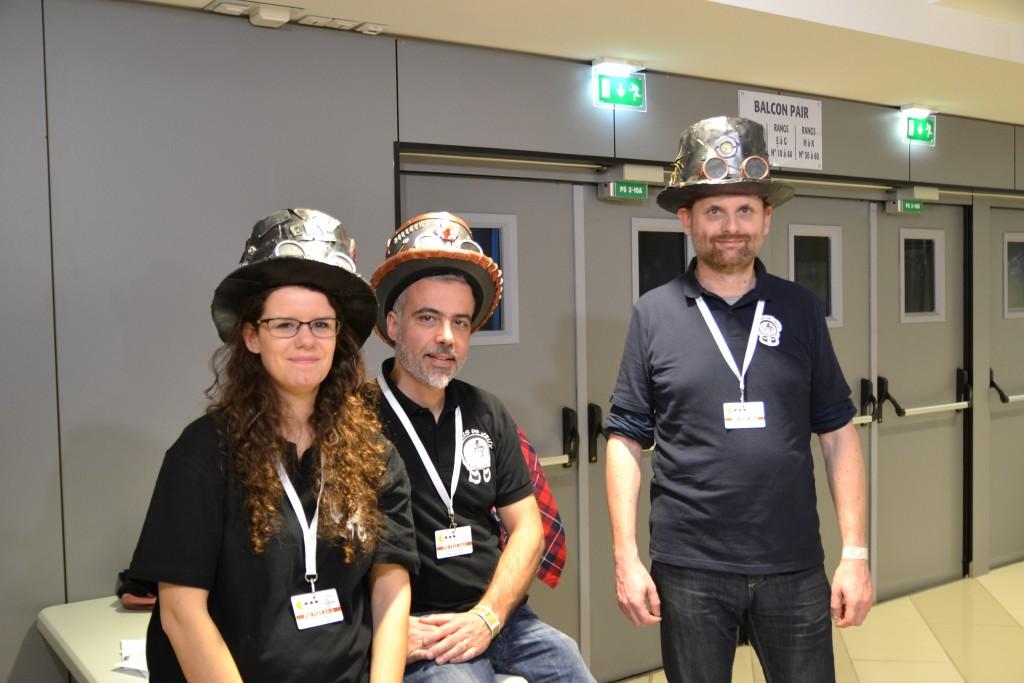 3 membres du comité de sélection des prototypes