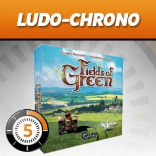 LUDOCHRONO – Fields of green