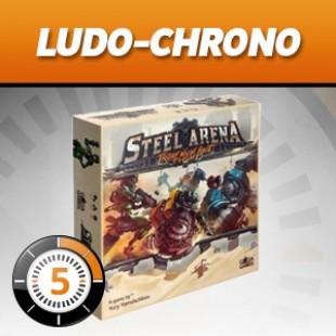 LUDOCHRONO – Steel Arena