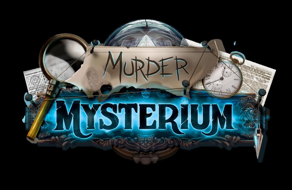 MURDER-MYSTERIUM_logo-ludovox-jeu de societe