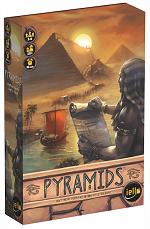 Pyramids boite 150