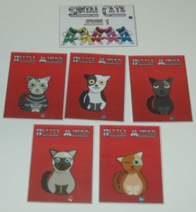 Sentaicats