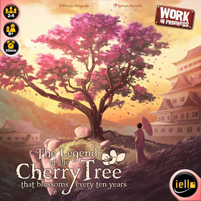 The Legend of the Cherry Tree that Blossomed every Ten Years