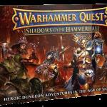 Warhammer Quest Shadows Over Hammerhal-games workshop-Couv-Jeu de societe-ludovox