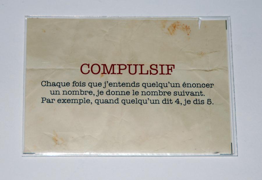 compulsif