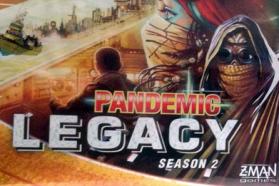 Pandemic Legacy : que savons-nous de la saison 2 ?