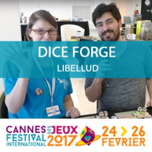 CANNES 2017 – Dice forge