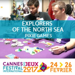 CANNES 2017 – Explorers of the north sea