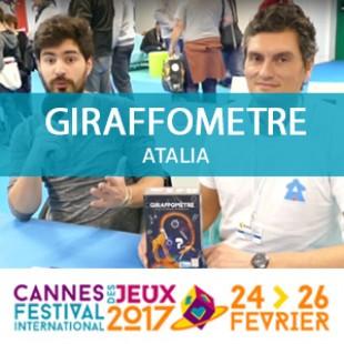 CANNES 2017 – Giraffomètre