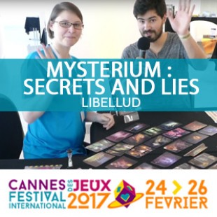 CANNES 2017 – Mysterium : Secrets and lies