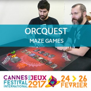 CANNES 2017 – Orcquest