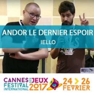 CANNES 2017 – Andor le dernier espoir
