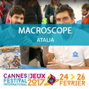 CANNES 2017 – Macroscope
