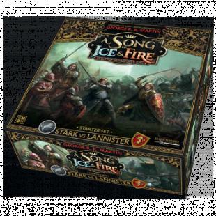 Le test de A Song of Ice & Fire: Tabletop Miniatures Game – Stark vs Lannister Starter Set