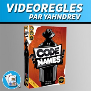 Vidéorègles – Codenames