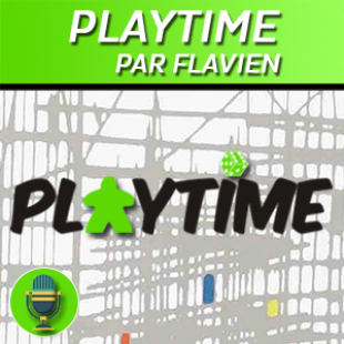 Podcast Playtime : Interview Antoine Bauza