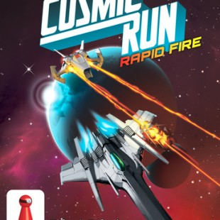 Cosmic Run : Rapid Fire
