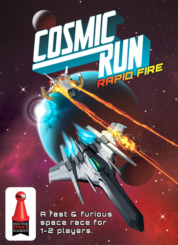 Cosmic Run Rapid Fire
