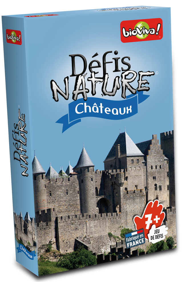 Defis Nature chateaux-Bioviva-Couv-Jeu de societe-ludovox