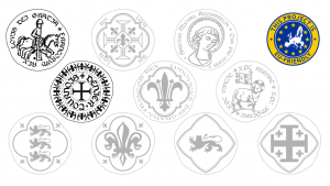 Historical-medieval-metal-coins