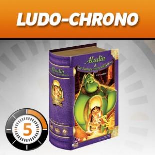LUDOCHRONO – Aladin et la lampe merveilleuse