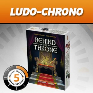 LUDOCHRONO – Behind the throne