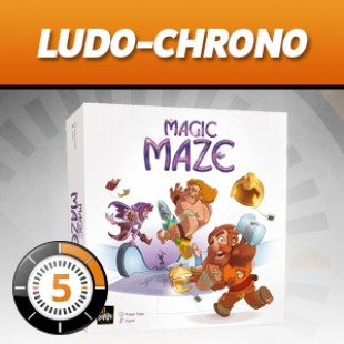 LUDOCHRONO – Magic maze
