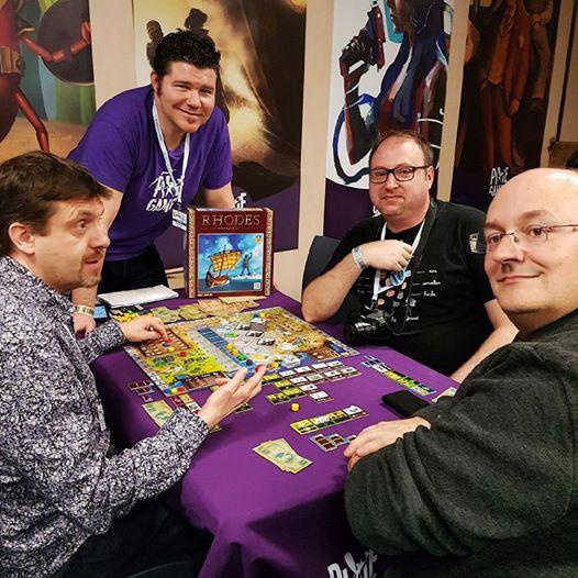 Rhodes chez Pixies Games