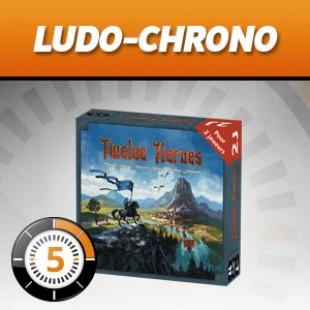 LUDOCHRONO – Twelve heroes