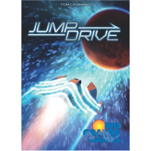 Race for the Galaxy light : Jump Drive