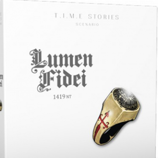 Time Stories, Lumen Fidei le 19 Mai