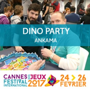 CANNES 2017 – Dino party