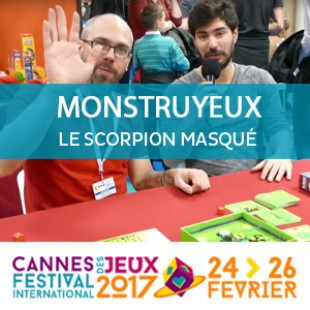 CANNES 2017 – Monstruyeux