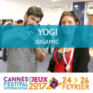 CANNES 2017 – Yogi